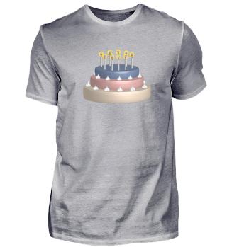 Geburtstagskuchen Design Geschenkidee