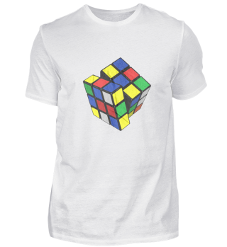Retro magic cube gift idea