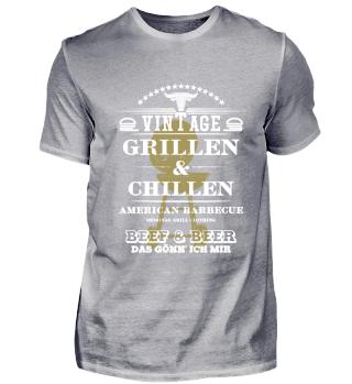 GRILL SHIRT · GRILLEN & CHILLEN #1.3