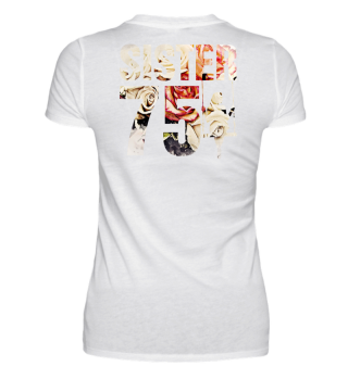 SISTER 75 | PARTNERSHIRTS