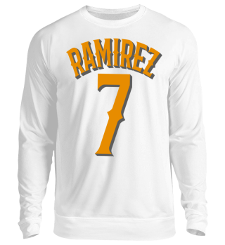 Herren Langarm Shirt Ramirez 7 Ramirez