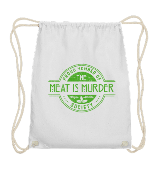 Meat Is Murder Vegan Society Gift