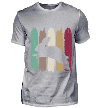 Retro Hase | Vintage Kaninchen Häschen