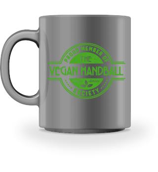Vegan Handball Athlete Society Gift