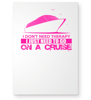 I need to go on a Cruise