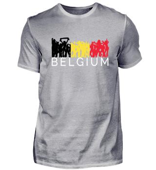Belgien Belgium WM EM Fußball Sport