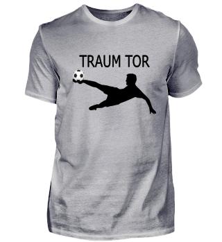 Fussball Tor Traumtor Geschenkidee
