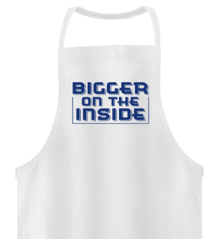 ★ Bigger On The Inside I