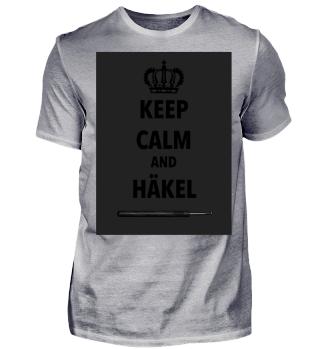 Keep Calm and Häkel