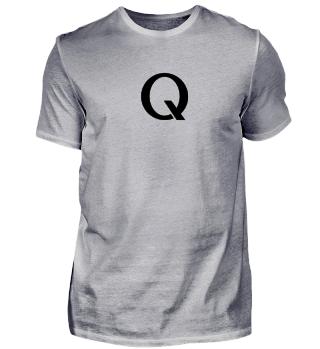 """Q-Shirt """"Black"""""""