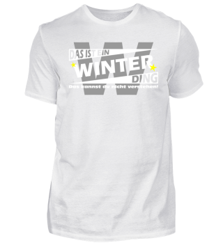 WINTER DING | Namenshirts