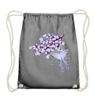 ♥ Cherry Blossom - Branch Butterfly 2