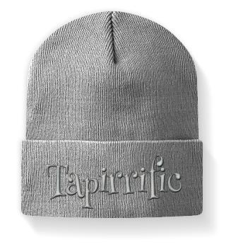 Tapir tapirrific Beanie Mütze Geschenk