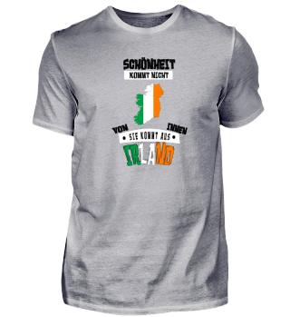 Schönheit kommt aus Irland
