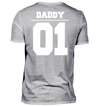 Vater Toch Daddy 01 Shirt Geschenk