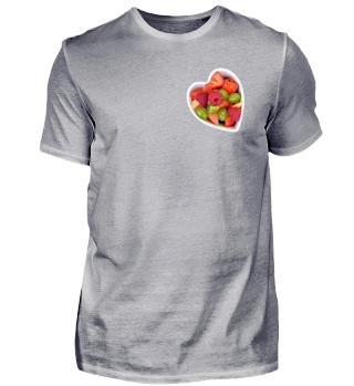 Fruits Früchte Gesundheit Heart Herz