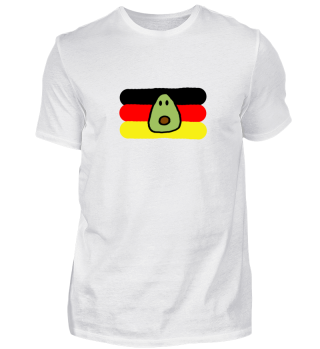 Avocado/Deutsch
