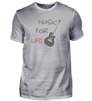 Music for life Gitarre
