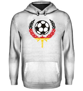 ★ Fussball Siegerkranz 5 Sterne Team 1