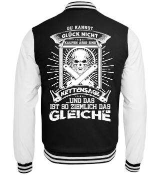 HOLZ GLÜCK / KETTENSÄGE
