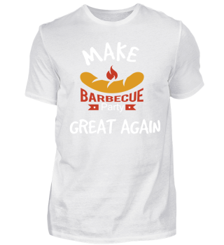GRILLEN - Make Barbecue Great Again TS