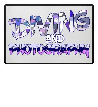 Enthusiasm - DIVING and PHOTOGRAPHY