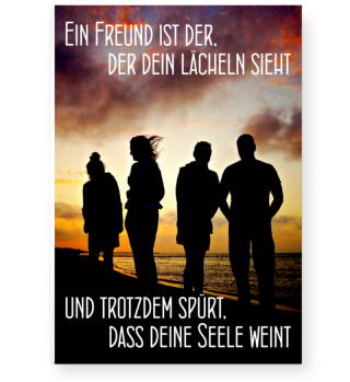 Wahre Freunde   Poster