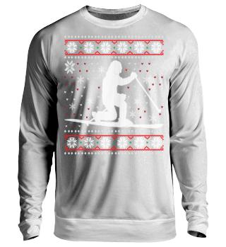 Telemark Ugly Xmas Sweater Geschenk