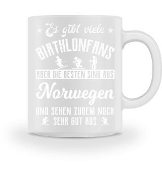 Biathlon - Norwegen Geschenk