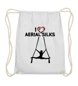 Aerial Silk Aerial Dance TShirt Geschenk