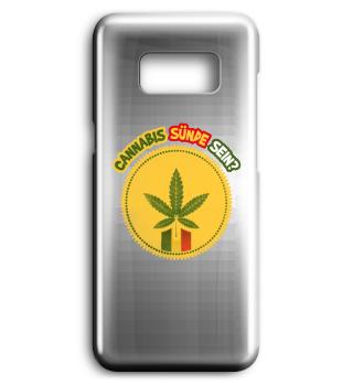 Cannabis- Handyhüllen