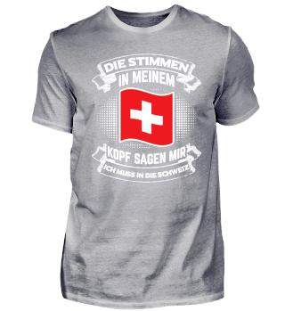 Für alle, die die Schweiz lieben!