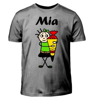 Mia - Einschulung I-Dötzchen