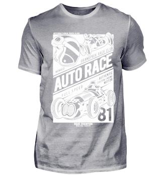 Auto Race Grandprix Monaco