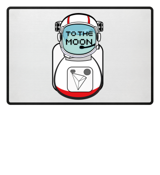 Tron Astronaut Tee