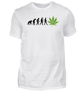Evolution Of Humans - Marijuana I