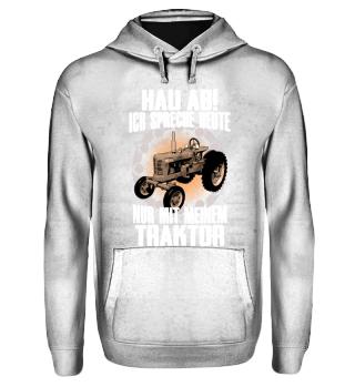 Landwirt - Traktor hau ab!