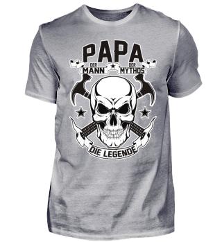 Papa der Mann, der Mythos, die Legende