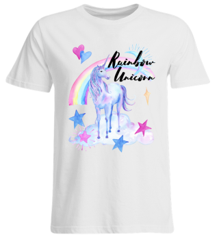 Rainbow Unicorn #4