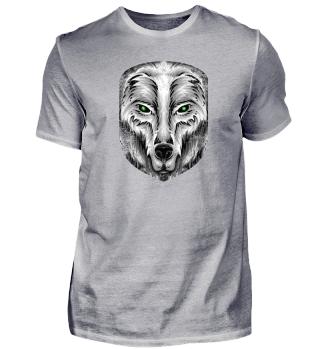 ☛ SCHUTZGEIST · WOLF · FORM #2