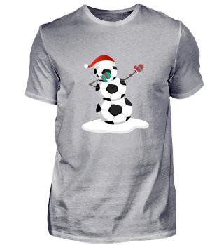Schneemann Snowman Dabbing Dab Winter