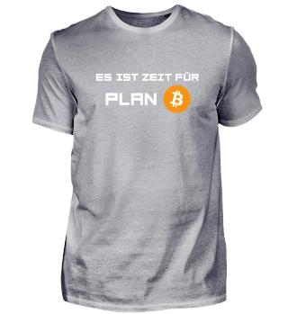 Es ist Zeit für Plan B