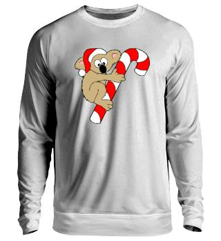 Weihnachten Koala