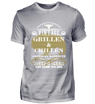 GRILL SHIRT · GRILLEN & CHILLEN #1.23