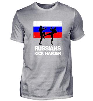 Kickboxer Russland Russisch Kampfsport