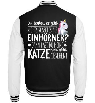 Einhorn - Katze