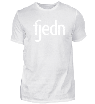 fjedn | Big Logo used look