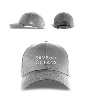 Save Our Oceans Cap