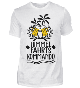 Himmelfahrtskommando JGA Party Shirt