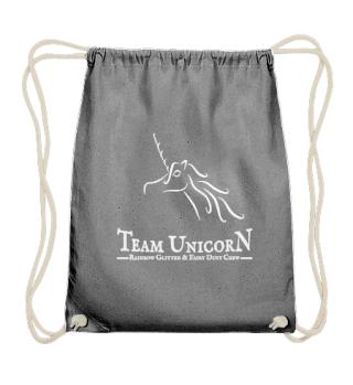 Team Unicorn Rainbow Glitter Fairy Dust